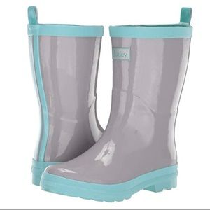 HATLEY Icy Landscape Rain Boots Toddler 11 NWT
